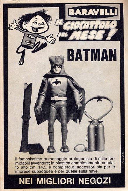 Batman Baravelli BATBARA