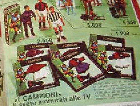 """A proposito dei """"Campioni"""" Baravelli CAMP"""